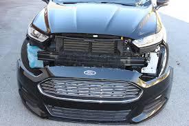 ford fusion inside door handle broken