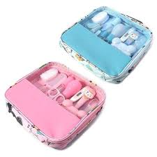 <b>Baby</b> Health care Set Manicure <b>Nail Clippers</b> Comb Emery ...