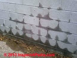 water seeping through foundation wall how to stop water from seeping through basement walls how to
