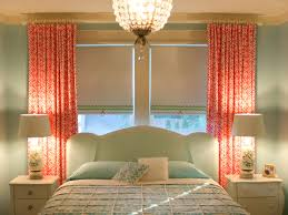 Bedroom Window Curtains Dramatic Curtains Bedroom By Wheeler - Bedroom window dressing