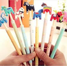 crazy office supplies. Grocery Wholesale Crazy Pony Ball Point Pen Students With Creative Signature Supplies Office Cute K