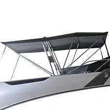 Boat Roll Bar With Bimini Top Alfa 2 Bimini Top Nautica