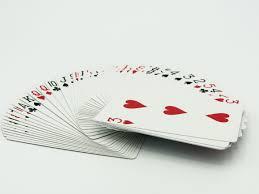 standard deck of cards