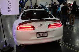 Ver. 1) Car Shop Glow TOYOTA SUPRA JZA80 Custom LED tail lights ...