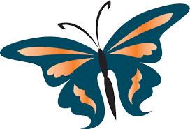 Coloriage Papillon Simple Imprimer