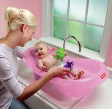 fisher pink sparkles tub