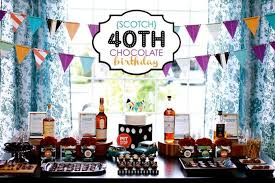 40th birthday party room decoration ideas hpdangadget com