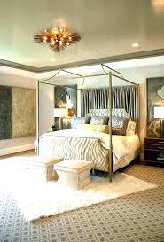 bed ceiling canopy frame design hanging kit chandelier
