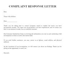 samples of customer complaint response letters com ideas of samples of customer complaint response letters additional sample