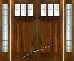 craftsman double front door. Craftsman Style Front Doors Marvelous  Double . Door