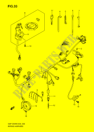 wiring harness gsf1200k6 ak6 electrical gsf1200k6 e2 2006 bandit suzuki moto 1200 bandit 2006 gsf1200k6 e2 electrical wiring harness gsf1200k6 ak6