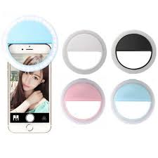Led Light Phone Ring Us 2 93 31 Off Rechargeable 36 Led Selfie Phone Ring Light Universal Night Selfie Photography Ring Light Up Flash Lamp 3 Brightness With Clip In