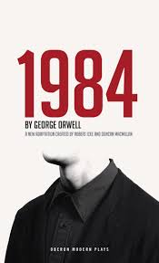 by George Orwell done by myself  Inspired by the old penguin     Kobo com