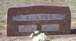 Nora Robertson Adkins (1879-1956) - Find A Grave Memorial