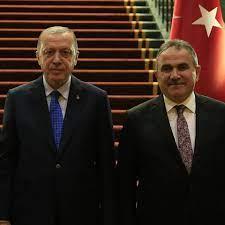 Ahmet Minder Cumhurbaşkanlığı Başdanışmanlığına Atandı