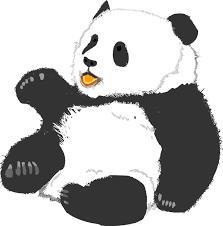 パンダ レッサーパンダ イラスト 無料