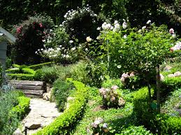 4 important thing in french garden design