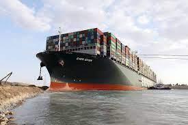 Suezkanal: Containerschiff Ever Given befreit