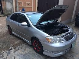 Reg.2004 Toyota Corolla Sport For 1.650k Call 08129975524 - Autos ...