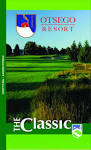 The Classic Golf Course | Gaylord, MI | Otsego Resort
