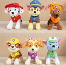 Children Education Cartoons Dog Doll Dog Plush Toy 20cm Dog The Preschool Children Education