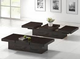 attractive dark brown coffee table and furnitures cambridge brown wood modern coffee table with