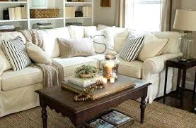 pottery barn style coffee table modern living room unique cottage decor decorating blog pottery barn