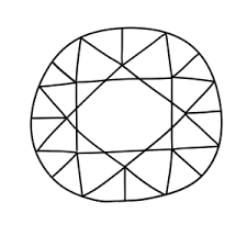 ダイヤモンドの書き方 イラストを簡単に初心者にも描ける イラストの