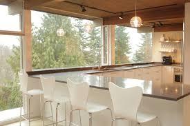 mid century modern kitchen white. Laurelhurst Mid Century Hyde Evans Design I Seattle Interior Modern Kitchen White M