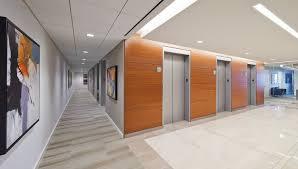 office hallway. 1 Office Hallway