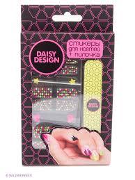 """Набор стикеров для дизайна ногтей""""Флюид"""" <b>Daisy Design</b> ..."""
