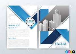 Abstract Modern Background Creative Design Business Brochure