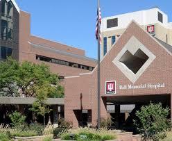 Iu Health Ball Memorial Hospital Iu Health