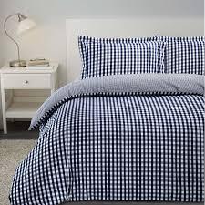 Light Blue Gingham Duvet Cover Details About Gingham Check Yarn Dyed 100 Cotton T200 Quilt Duvet Cover Reversible Bedding Set