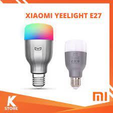 Bóng Đèn Led Thông Minh Xiaomi Yeelight E27 Rgb 9w 600 Lumens tại Indonesia