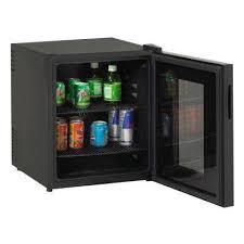 deluxe black beverage cooler