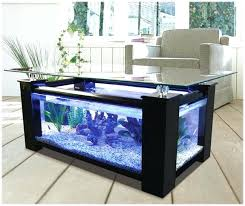 coffee table aquarium diy aquarium coffee table decor home decorations coffee table legs for