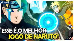 O MELHOR JOGO DO UNIVERSO NARUTO - YouTube