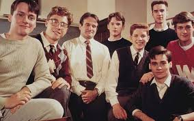 dead poets society review telegraph robin williams in dead poets society