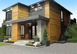 modern exterior house design. Small Modern Contemporary House Plans Exterior Design
