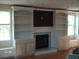 Built In Bookshelf Ideas Built In Bookcases Around Fireplace Cabinetry Interiors