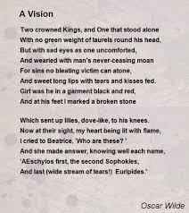 oscar wilde love poems