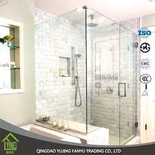 unitex tempered glass shower doors top quality clear tempered glass shower doors with low bathroom vanities
