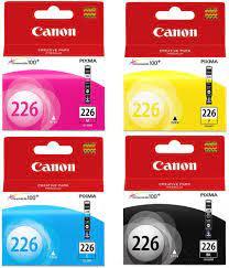 Amazon.com: Canon PIXMA MG5220 Standard Yield Ink Cartridge Set: Office  Products