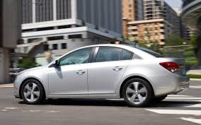 Recall Central: 2011-2012 Chevrolet Cruze Recalled For Fire Risk ...