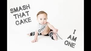 Cake Smash 1st Birthday Compilation First Photo Shoot Ideas Video