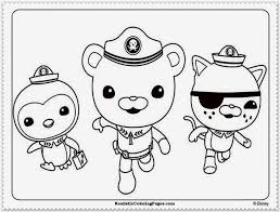 Octonauts Colour Tunip  Kids Shows U0026 Printables  Pinterest Octonauts Treehouse