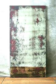 large distressed mirror distressed mirror tiles large distressed or color washed tiles antique mirror glass wall