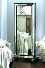 wall jewelry cabinet with mirrors mirrored wall jewelry trendy mounted jewellery cabinet by full length