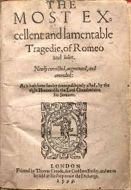romeo and juliet persuasive essay which is better the book or  english title page of the second quarto edition q2 of william shakespeare s play